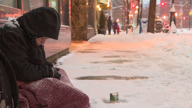 There's no money, right now, in the preliminary 2016-2017 Toronto budget for 24-hour drop-in centres for the homeless. (CBC)
