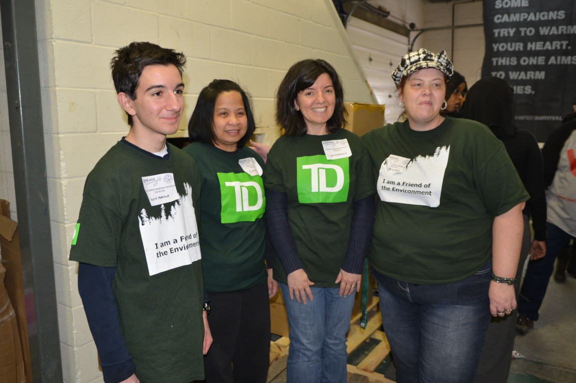 TD Bank Group - Project Winter