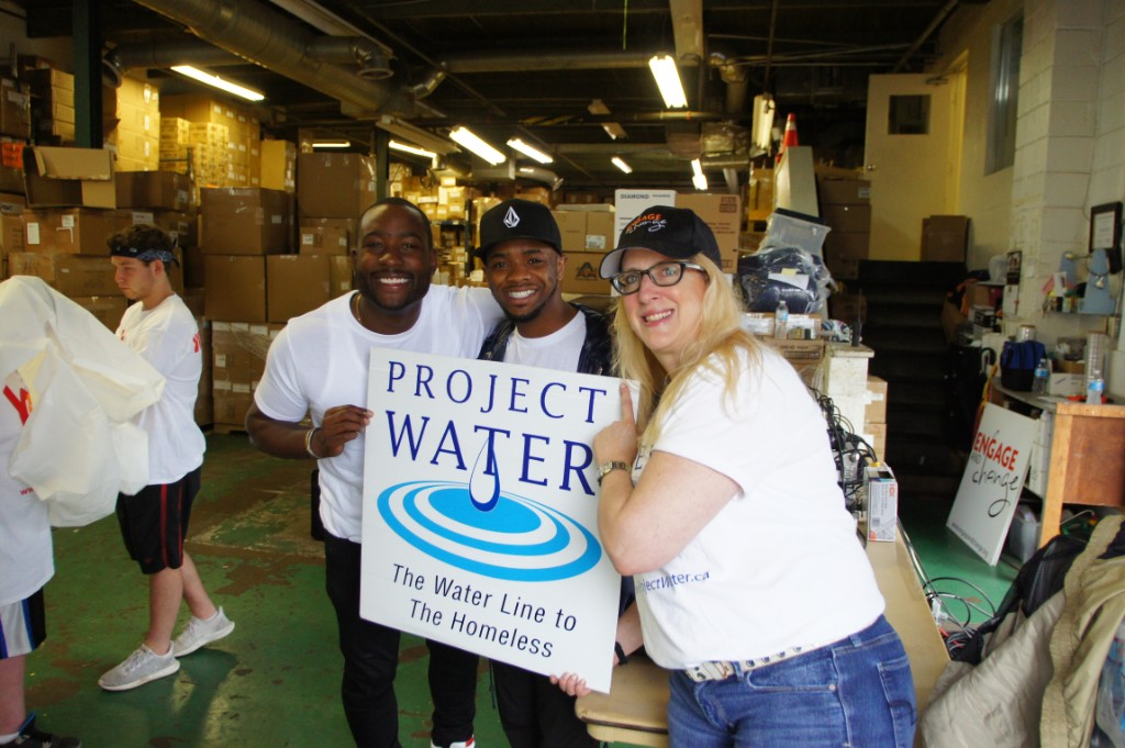 Project Water 2018 Magen Boys
