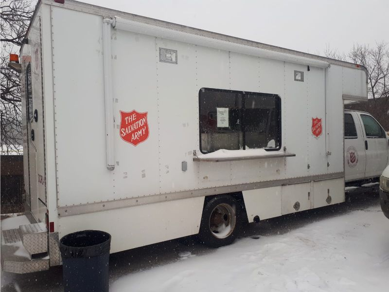 PWS20 Salvation Army