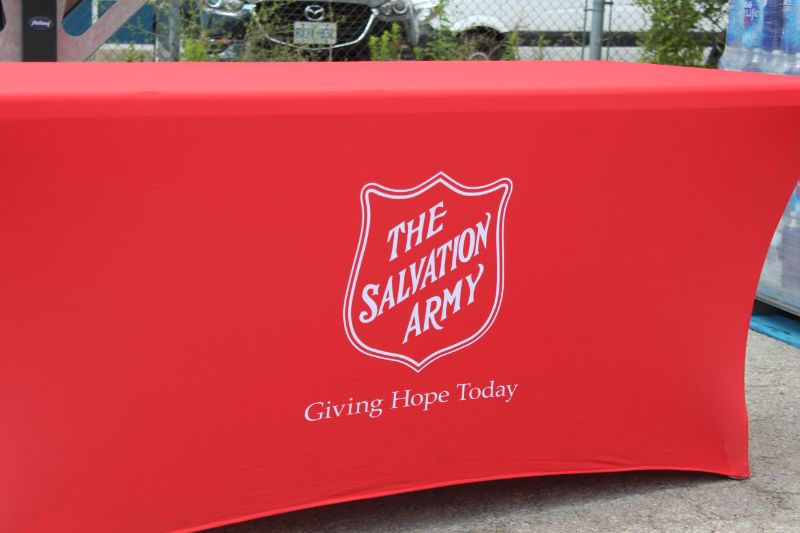 PROJECT WATER 2021 - Salvation Army